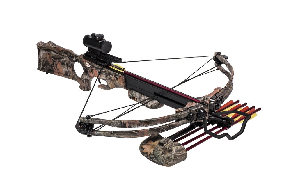 how to make a hunting crossbow